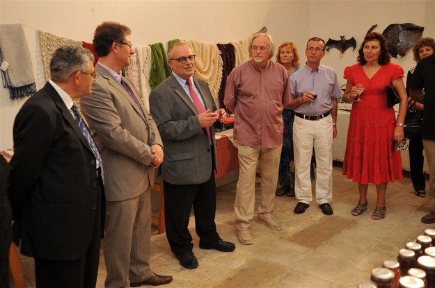 Exhibition of crafts and applied art at the Cittadella, Gozo