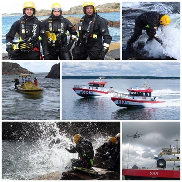 ERRC and the AFM on Malta Search and Rescue training