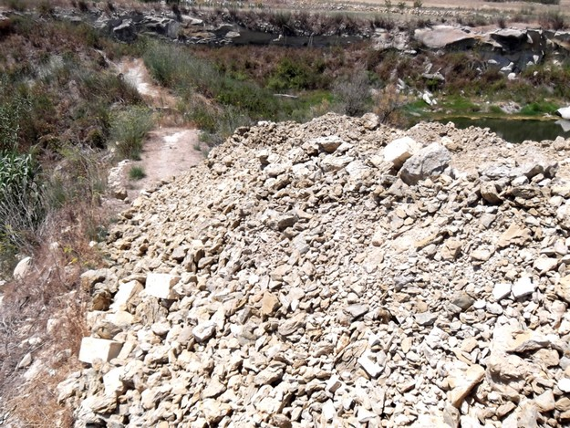 Over 350 tonnes of rubble illegally dumped in Gozo valleys