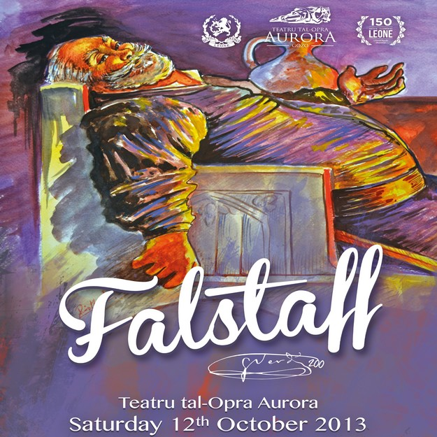 Book online for Verdi's final act, Falstaff at the Aurora, Gozo