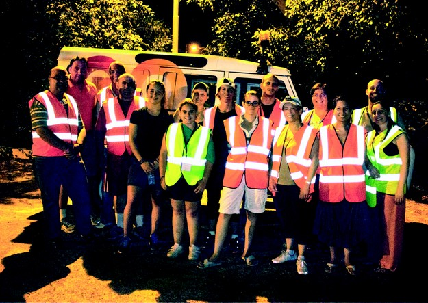 GO Hike to Help –  Night Walk raises funds for Gozo Charity