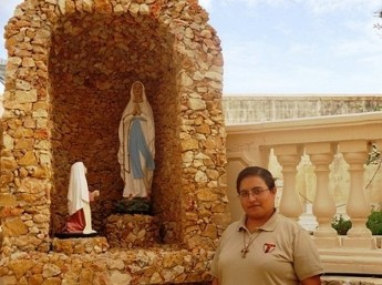 Solemn Mass for Temporary Profession of Anita-Jane Cachia