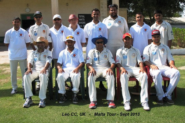 Touring team Leo CC return to try and even the score