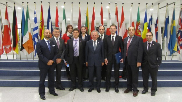 MHRA and MBB delegation visits EU Institutions in Brussels