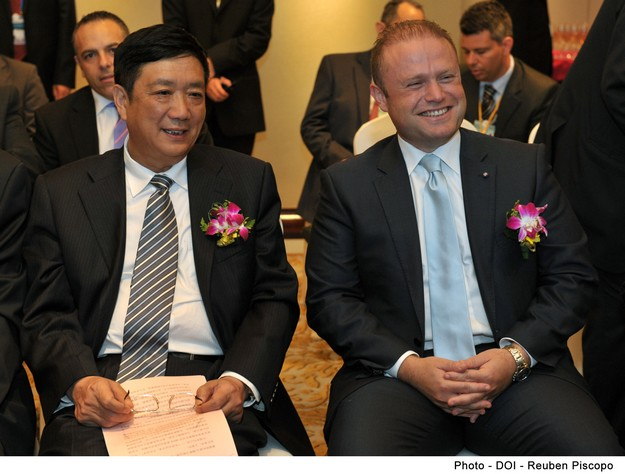 MHRA welcomes agreement signed between Malta & China