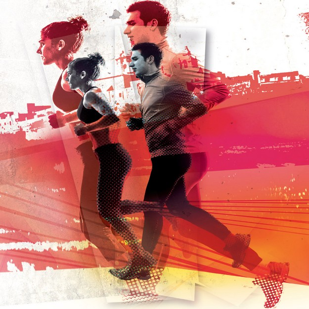 Training programme with Vodafone for the Malta Marathon