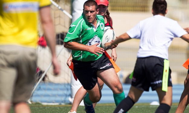 Gozo is best local team in International Tag Rugby Festival