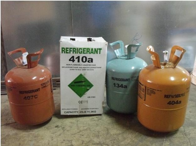 Authorities recalling non-refillable F-gas cylinders