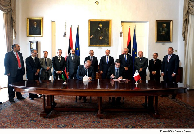 Malta signs energy procurement agreement with Libya