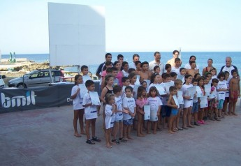 Otters Summer Swimming & Waterpolo School ends for 2013