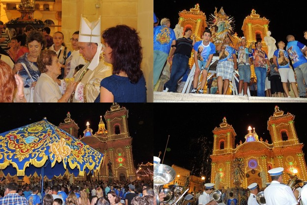 Xaghra celebrates 40th anniversary of statue coronation