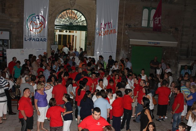 Special Olympics family support conference event in Malta