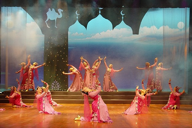 'The Beautiful Qinghai' - A show of Chinese music and dance