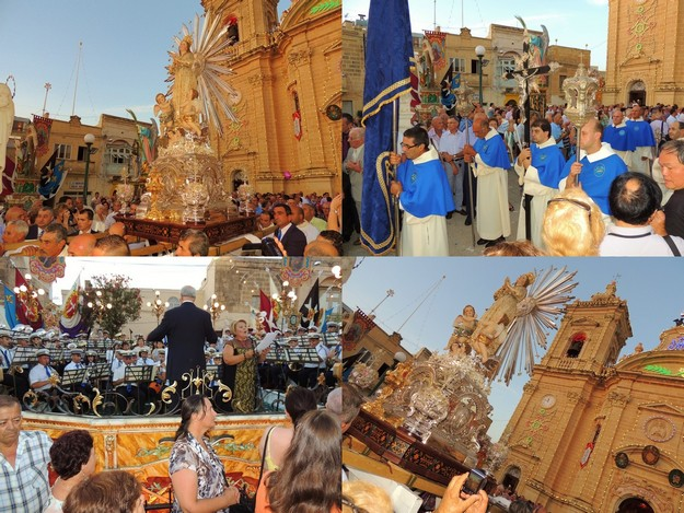 Our Lady of Victories Feast celebrated in Xaghra on Sunday