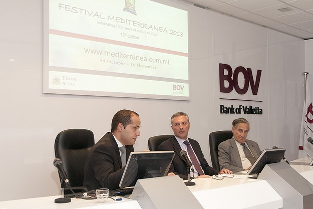 Teatru Astra and BOV launch 12th edition of Festival Mediterranea