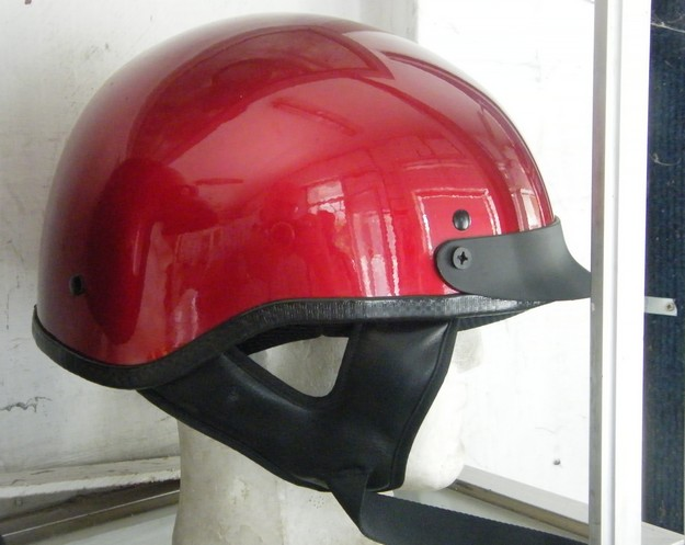 MCCA warns over motorcyle 'half helmets' which 'pose a serious risk'