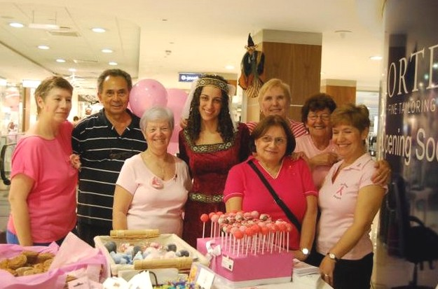 Gozo Breast Awareness Event at the Duke Shopping Complex