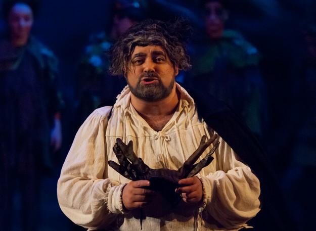 Falstaff at the Aurora Opera House celebrating Verdi's 200th anniversary