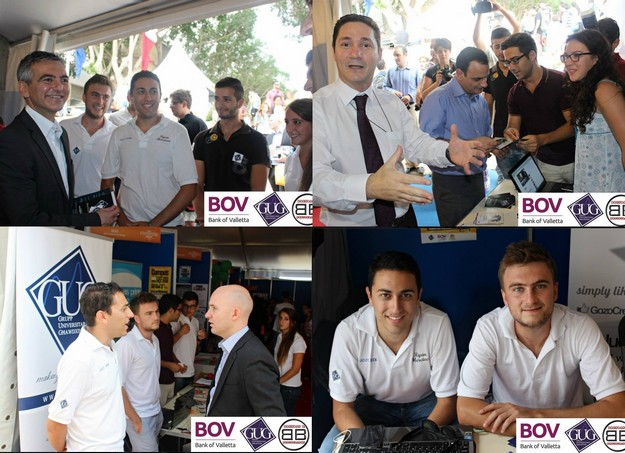 Another successful Fresher's Week for the Gozo University Group