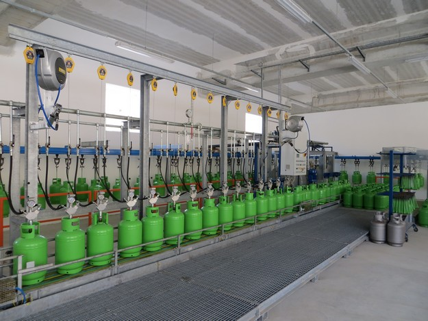 Gasco Energy now retesting Liquigas cylinders in Malta
