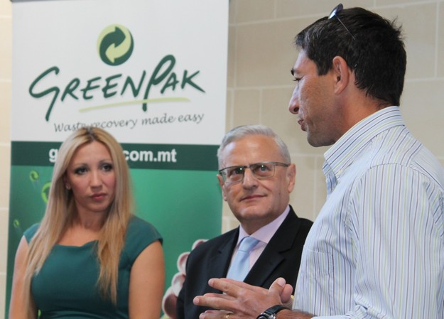 GreenPak collects used clothes in aid of Inspire in Gozo and Malta