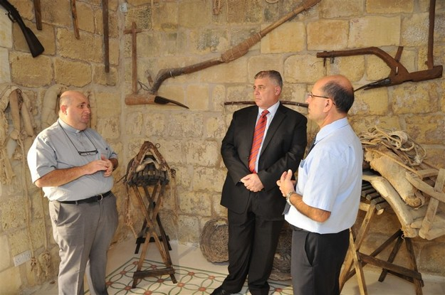 Karmni Grima Museum project now in final phase of restoration
