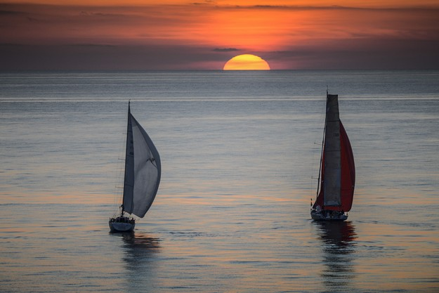 The 34th Rolex Middle Sea Race update for day three