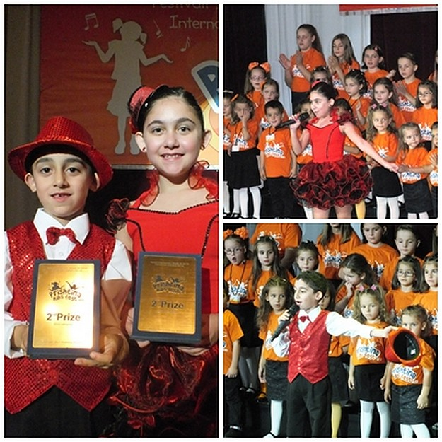 Young Gozitan singers placed second at 'Prishtina Kids Fest'  in Kosovo