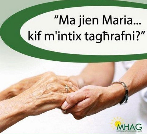 Gozo NGO Association congratulates MHAG on its recent conference on dementia