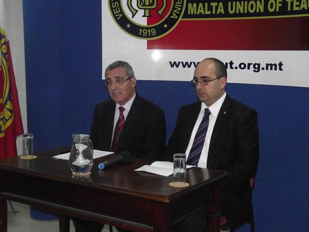 The Malta Union of Teachers celebrates the World Teachers' Day