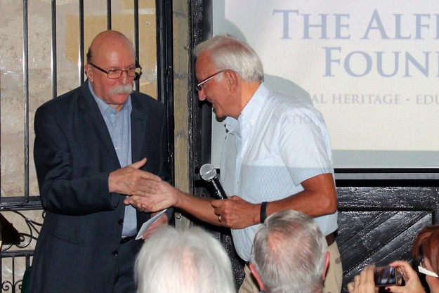 Malta Historical Society & Alf Mizzi Foundation partnership renewed