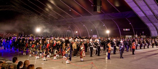 The Malta Military Tattoo - 10th edition takes place this weekend