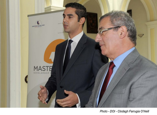 328 individuals have been awarded the 'Master It' scholarship