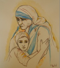 'The Gardens of Calcutta Verses' - Remembering Mother Teresa