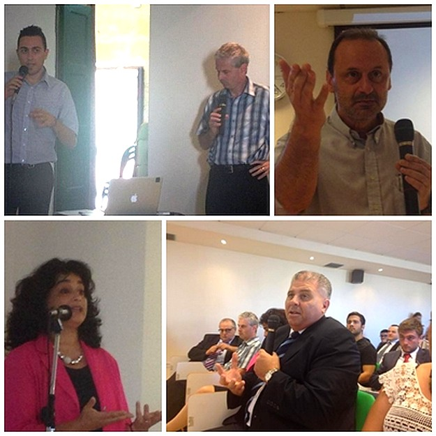 """Gozo discussions underway today focusing """"On being a Gozitan"""""""
