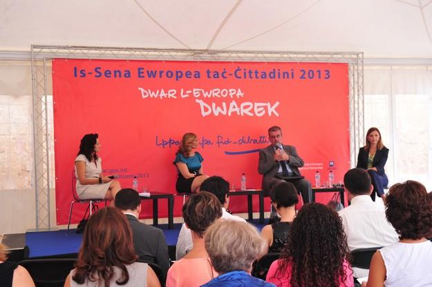 MEUSAC citizens' dialogue - Healthy citizens, a Healthy Europe