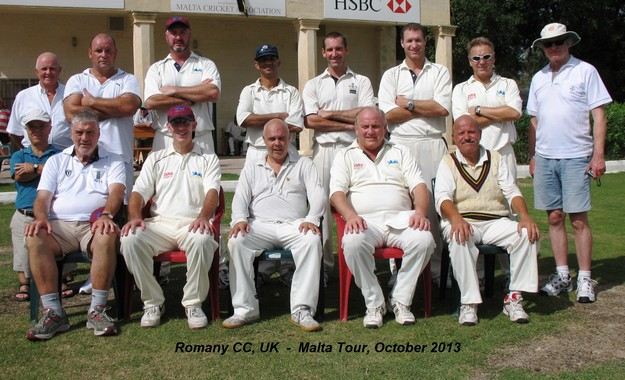 Marsa hosts mini T20 tournament with Romany CC & Washington CC