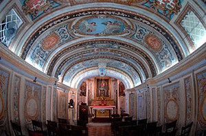 The Russian Chapel is the venue for Chorus Urbanus concert on Tuesday