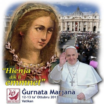 Ta' Pinu Pilgrimage to celebrate Marian Day with the Pope in Rome