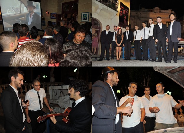 'Three Generations Down' night of entertainment in Qala Square