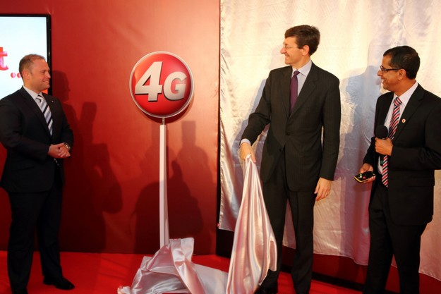 Vodafone announces introduction of 4G in Malta starting November