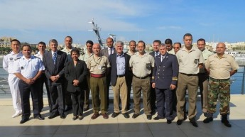 AFM Maritime Safety and Security Training Centre graduation ceremony