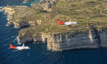 New Air Malta video release showing 'The Beauty of the Maltese Islands'