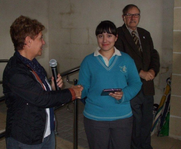 Bishops Conservatory Secondary School students awarded Gozo Live prizes