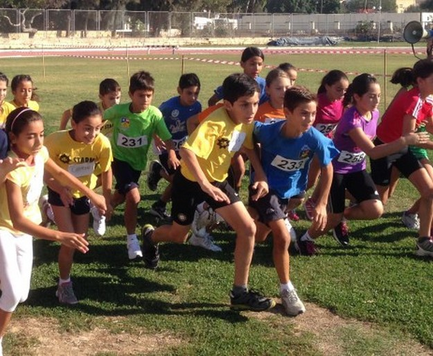 Teams from 2 Gozo Schools enter MAAA Cross Country Competition