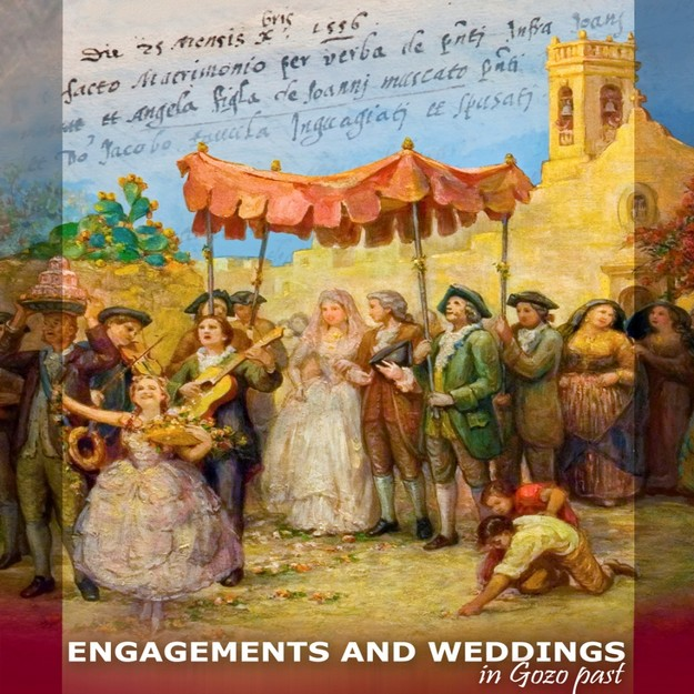 National Archives Gozo exhibition on Engagements & Weddings in Gozo Past