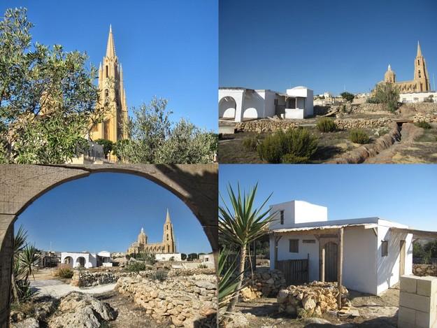 Works at Ta' Passi progressing well for Bethlehem f'Ghajnsielem 2013