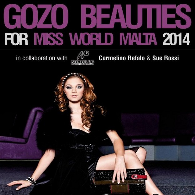 Gozo Beauties for Miss World Malta Contest next Saturday in San Lawrenz