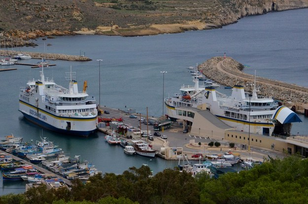 Gozo Channel to continue with free travel until all waiting cars are boarded