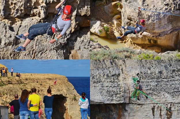 Gozo Adventures V2 Festival providing thrills and excitement for all